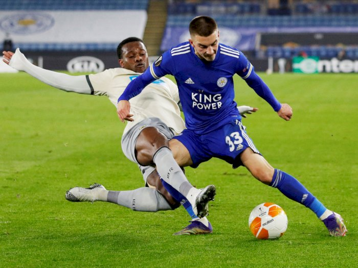 FOTO: Liga Europa, Leicester City 2-0 AEK Athens