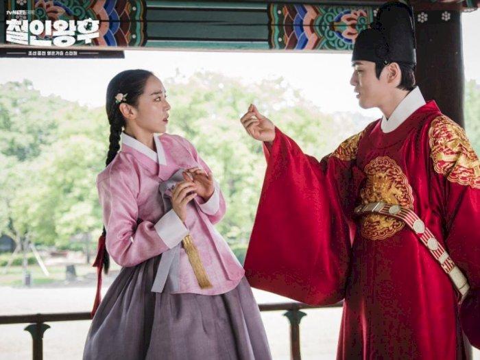 """Drama Korea Terbaru """"Mr. Queen"""" (2020) - Saat Koki Pria Terjebak di Tubuh Ratu Korea"""