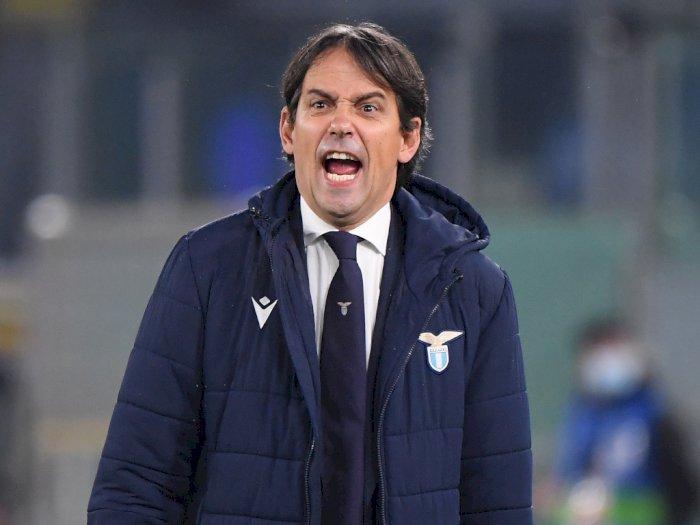 Inter Milan Bidik Simone Inzaghi Untuk Gantikan Antonio Conte