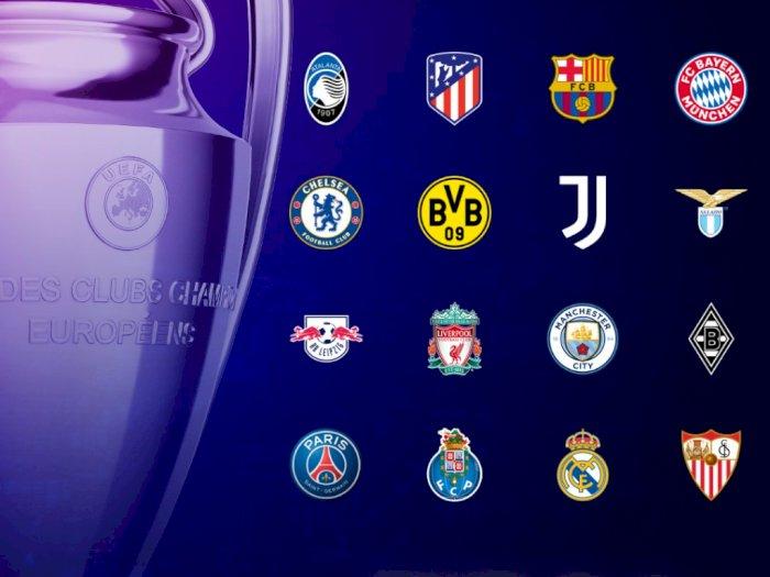 Prediksi Undian 16 Besar Liga Champions: Bayern Munchen Vs Barcelona