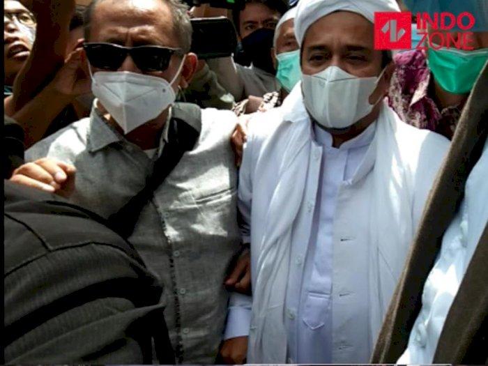 Polda Metro Sebut Status Tersangka Habib Rizieq Sudah Jelas