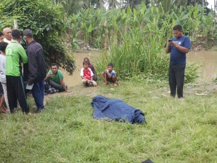 Jasad Tanpa Identitas Ditemukan di Sungai Belawan, Diduga Korban Banjir