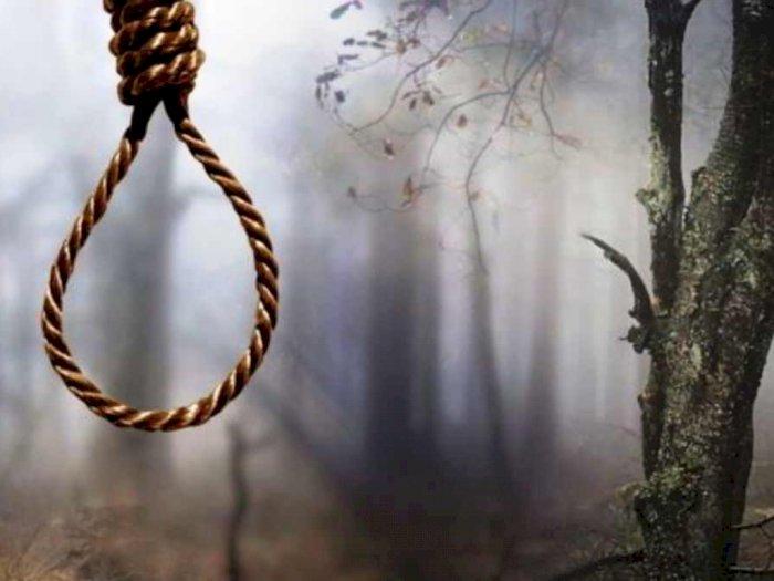 Heboh, Warga Kota Tengah Dolok Masihul Temukan Jasad Seorang Lajang di Batang Pohon Coklat