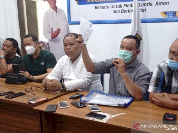 Pilkada Medan Dinilai Janggal, Ratusan Formulir C-6 Ditemukan di Rumah Warga