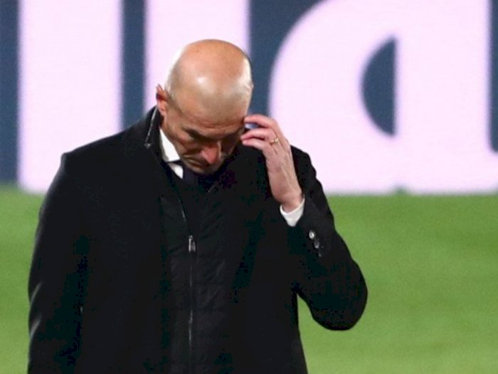 Berhasil Menangi Derby, Zidane Ungkap Rahasia yang Bikin Madrid Makin Kuat