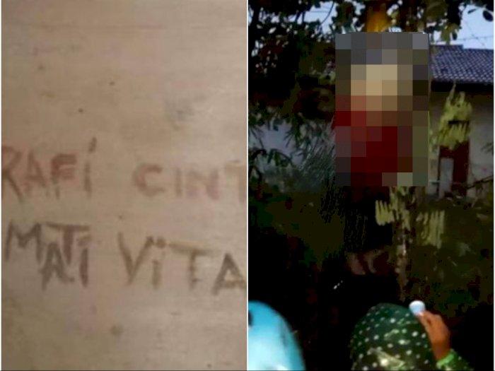 Remaja SMP Gantung Diri di Pohon Nangka Samping Rumah Kekasihnya, Diduga Karena Asmara
