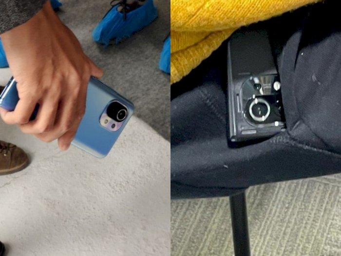 Foto Smartphone Xiaomi Mi 11 di Dunia Nyata Kini Sudah Beredar!