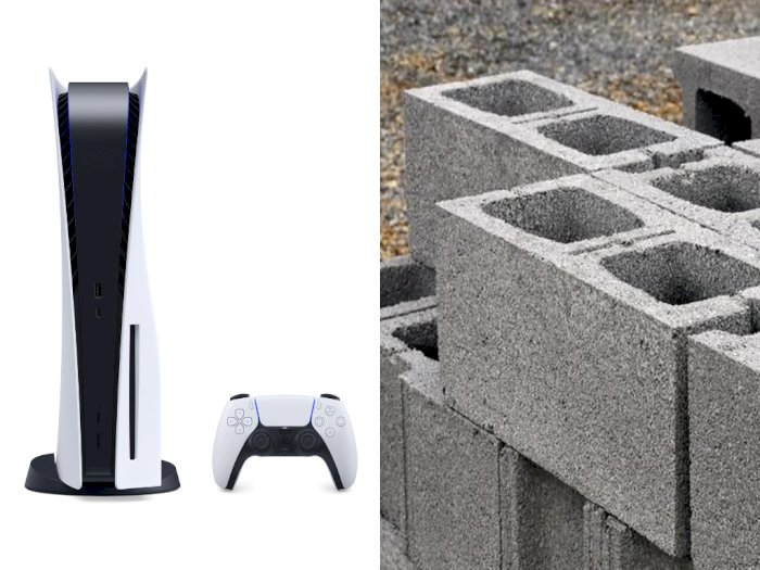 Beli PS5 dengan Harga 2 Kali Lipat di eBay, Pria Ini Malah Dapatkan Balok Beton!