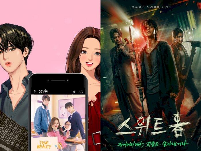 Dua Webtoon Populer Diadaptasi Jadi Drama Korea, Buktikan Popularitas LINE WEBTOON
