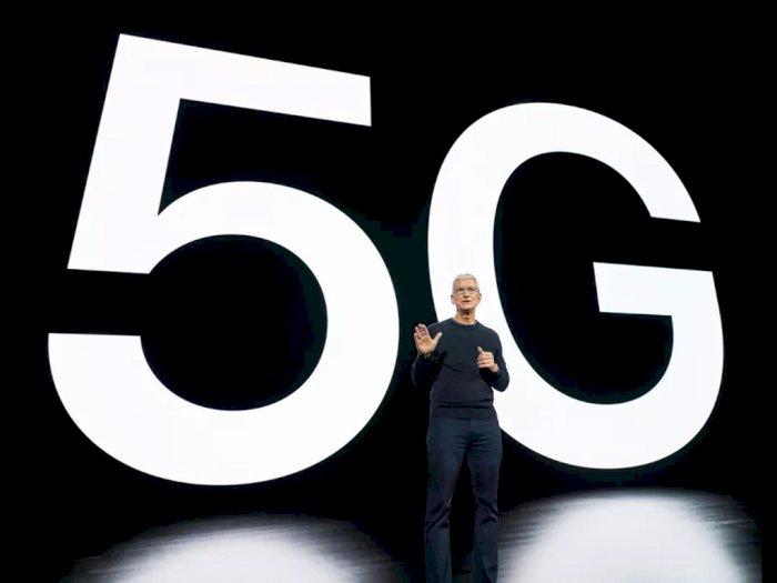Apple Dilaporkan Tengah Kembangkan Modem 5G Buatannya Sendiri!