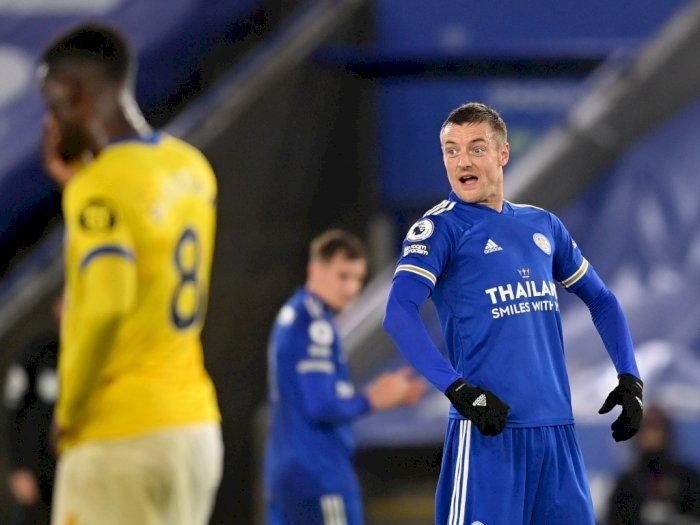 FOTO: Liga Inggris, Leicester City vs Brighton 3-0