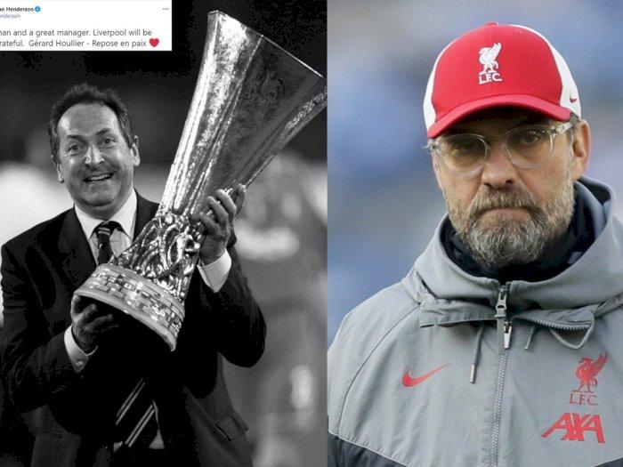 Eks Pelatih Liverpool Gerard Houllier Tutup Usia, Jurgen Klopp: Suatu Kehilangan Besar