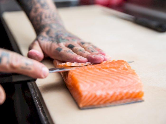 Lakukan Hal Ini Jika Ingin Membuat Sashimi di Rumah