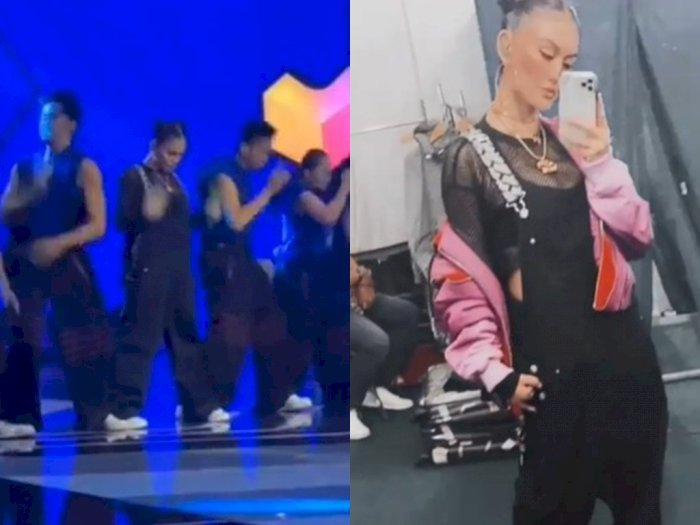 Ketika Agnez Mo Manggung Pakai Outfit Seharga Ratusan Ribu, Netizen: Gue Kira Rp20 Juta