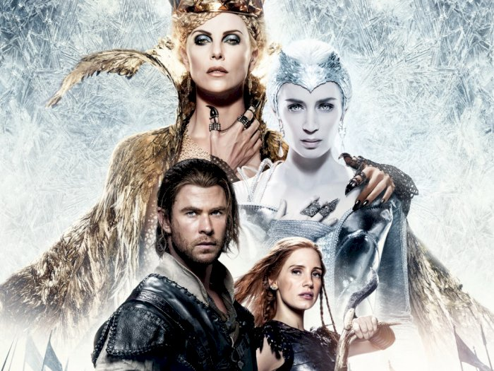 Sinopsis  dan Trailer Film 'The Huntsman: Winter's War (2016)'