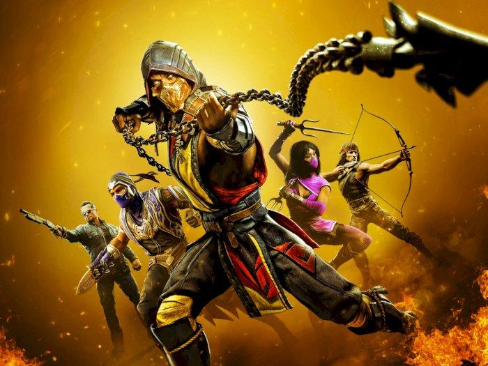 Tanggal Perilisan Film Mortal Kombat Terungkap, Trailer Segera Hadir Awal 2021!
