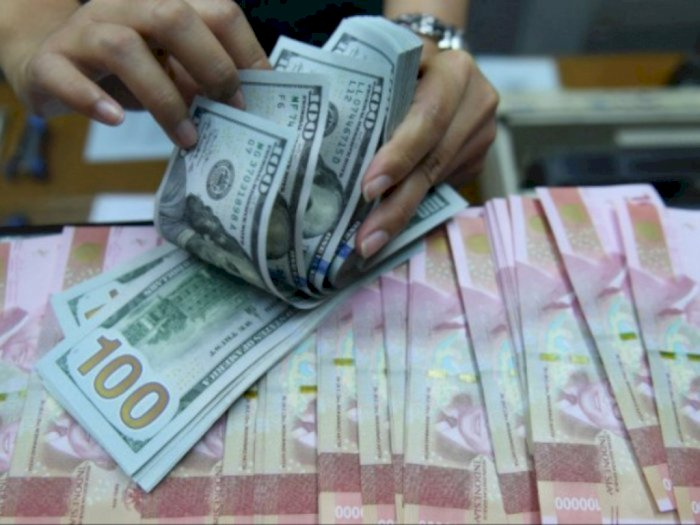 Utang Luar Negeri Indonesia Kini Nyaris Rp5.900 Triliun