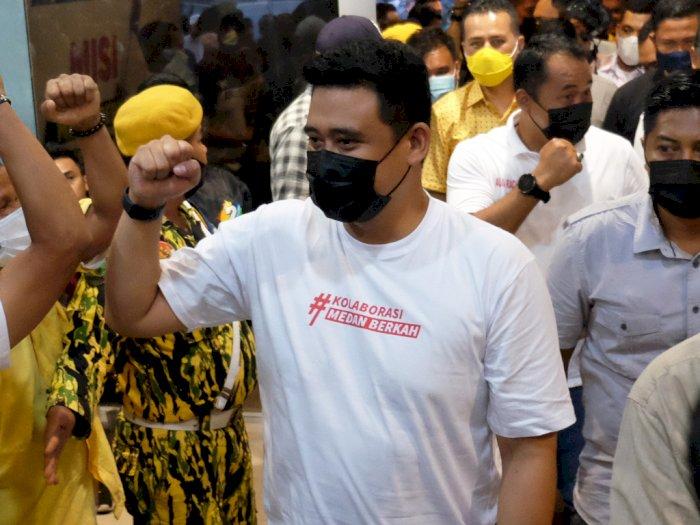 Bobby Nasution Menang Versi Sirekap KPU: Hasil Pilkada Harus Diterima dengan Dewasa