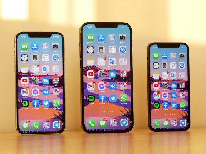 Rumor: Tidak Semua Model iPhone 13 Hadir dengan Refresh Rate 120Hz