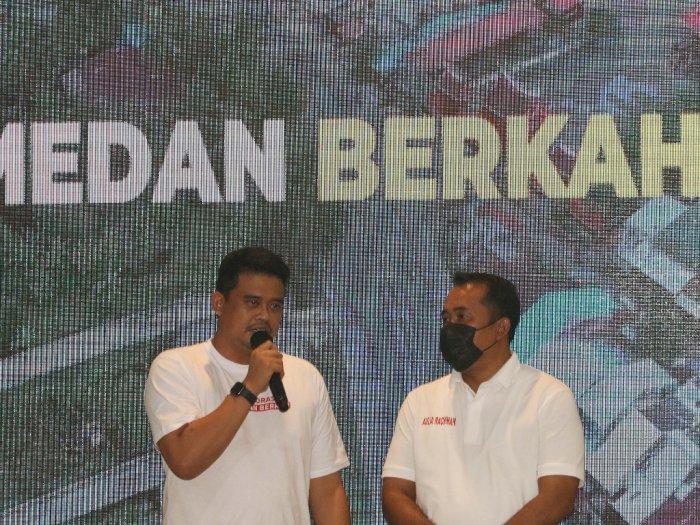 Selamat! Bobby Nasution-Aulia Rachman Pemenang Pilkada Medan