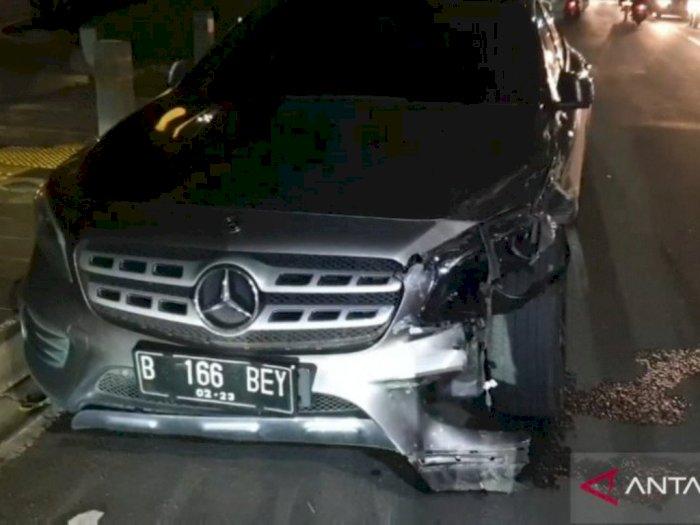 Salshabilla Adriani Kecelakaan, Kabarnya Usai Tabrak Dua Mobil Sempat Ingin Kabur