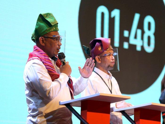 Kalah di Pilkada Medan, Akhyar-Salman Tolak Teken Berita Acara Hasil Rapat Pleno KPU