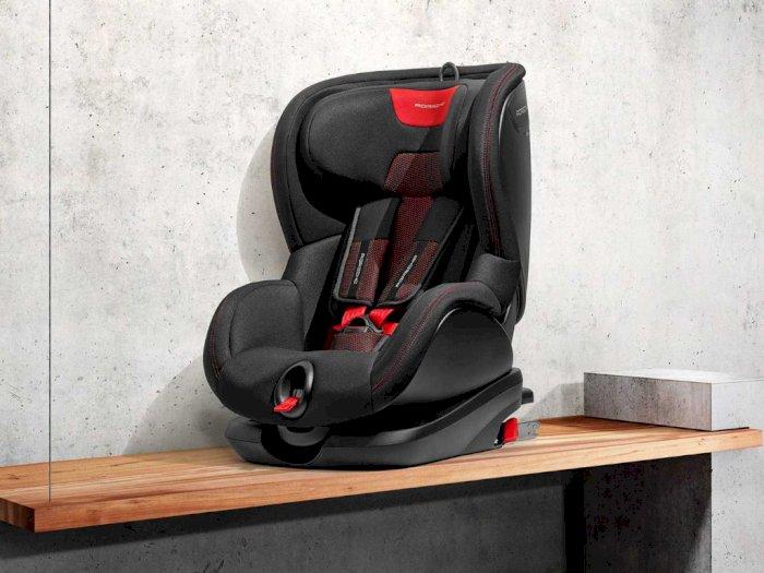 Porsche Rilis Tempat Duduk Khusus Bayi dengan Tampilan Lebih Sporty!