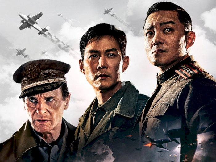 Sinopsis Film Action 'Battle for Incheon: Operation Chromite 2016'