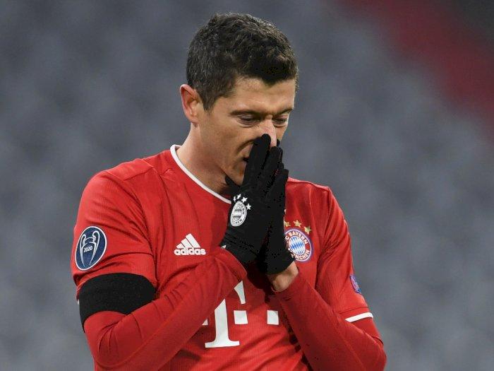 Pelatih Bayern Dukung Lewandowski Menangkan Penghargaan Pemain Terbaik FIFA 2020