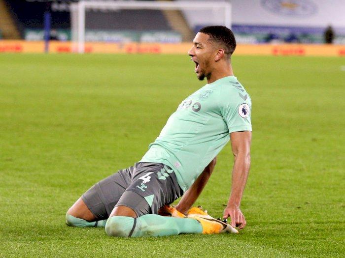 FOTO: Liga Inggris, Leicester City vs Everton 0-2