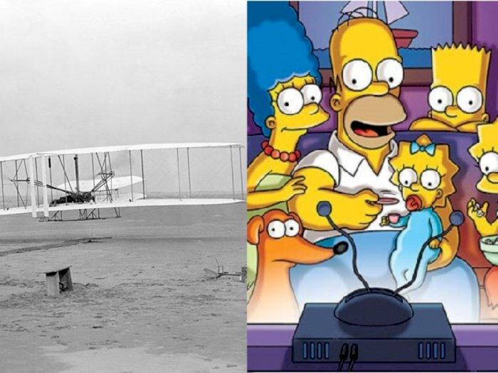 Peristiwa 17 Desember: Penerbangan Pertama Wright Bersaudara dan Debut Serial The Simpson