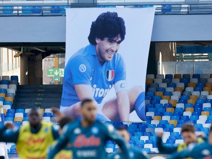 Pengadilan Butuh Sampel DNA, Jenazah Maradona Diminta Harus Diawetkan