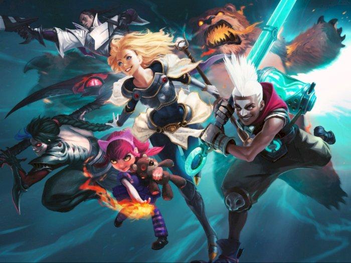 Riot Games: Game MMO League of Legends Sedang dalam Tahap Pengembangan