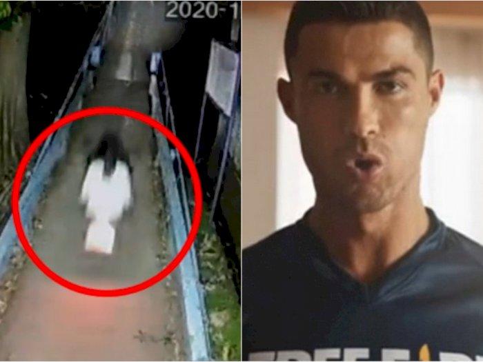 POPULER: Fakta Tukang Sayur Bonceng Kuntilanak, Ronaldo Datang ke Garena Untuk Tagih Utang