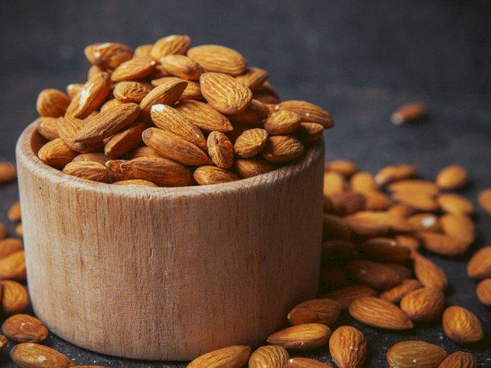 Sejumlah Manfaat Kesehatan yang Bisa Kamu Dapatkan dengan Konsumsi Almond