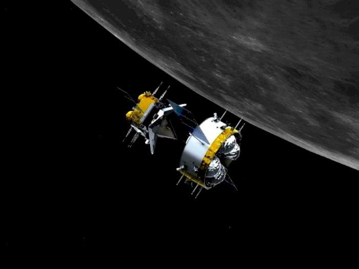 Misi Chang-e 5 Milik Tiongkok Sukses Bawa Pulang Sampel Bebatuan Bulan