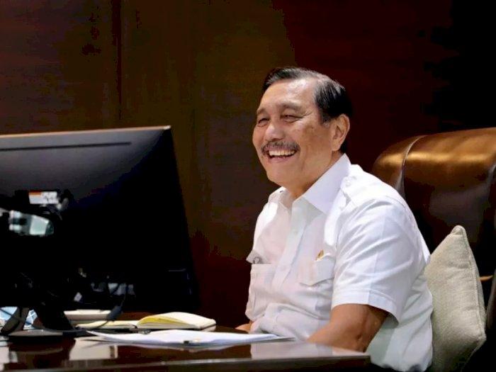 Luhut Sebut Indonesia Tetap Gencar Tawarkan Investasi di Tengah Pandemi COVID-19