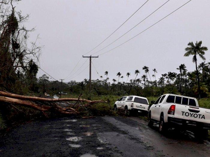 FOTO: Topan Dahsyat Yasa Menghantam Fiji