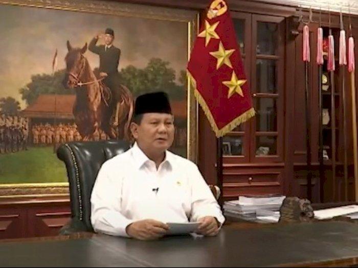 Menhan Prabowo Subianto Tegaskan Bentuk Bela Negara: Patuhi Protokol Kesehatan