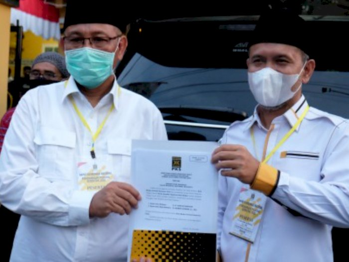 Tim AMAN Kirim Gugatan Pilkada Medan ke MK, KPU Medan Belum Terima Informasi