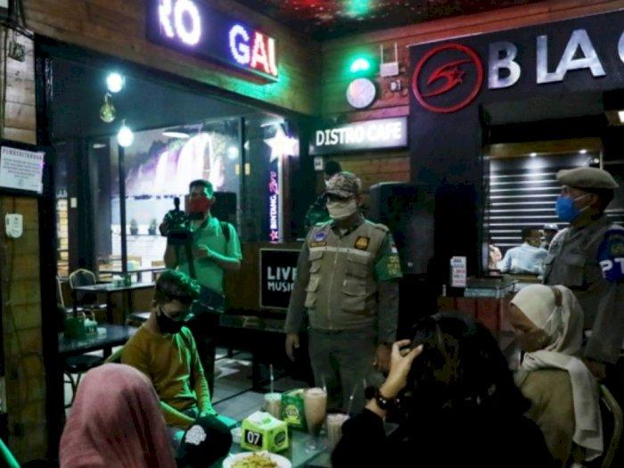 Belum Maksimal Jalankan Protokol Kesehatan, 3 Tempat Usaha di Medan Ditegur Satgas