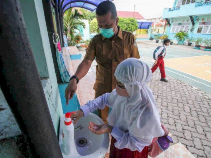 KPAI Minta Sekolah Tatap Muka Ditunda Jika Infrastruktur Protokol Kesehatan Belum Siap