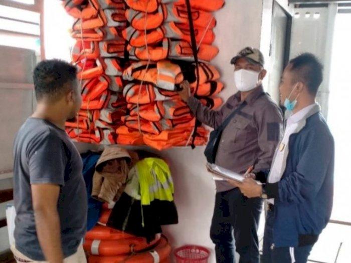 Jelang Libur Natal dan Tahun Baru, Kapal Danau Toba Uji Fisik Untuk Keamanan Penumpang