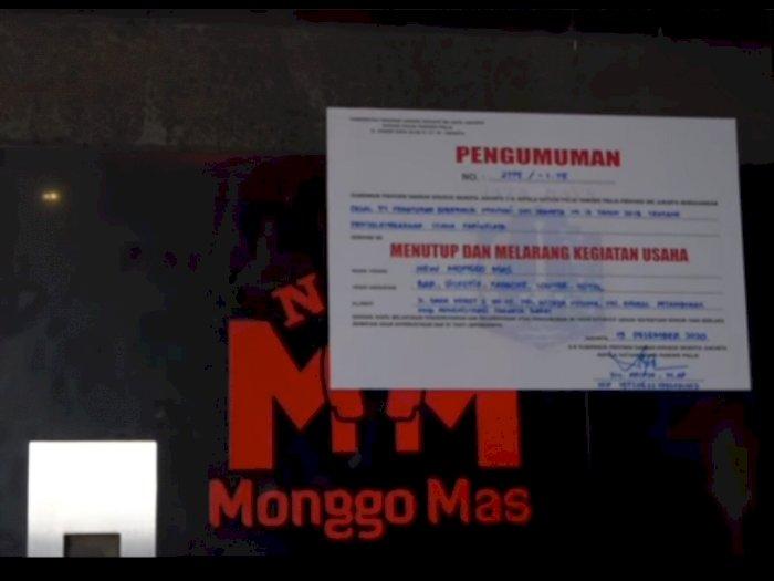 Ada Pengunjung Positif Narkoba, Diskotek Monggo Mas di Jakbar Terancam Ditutup Permanen