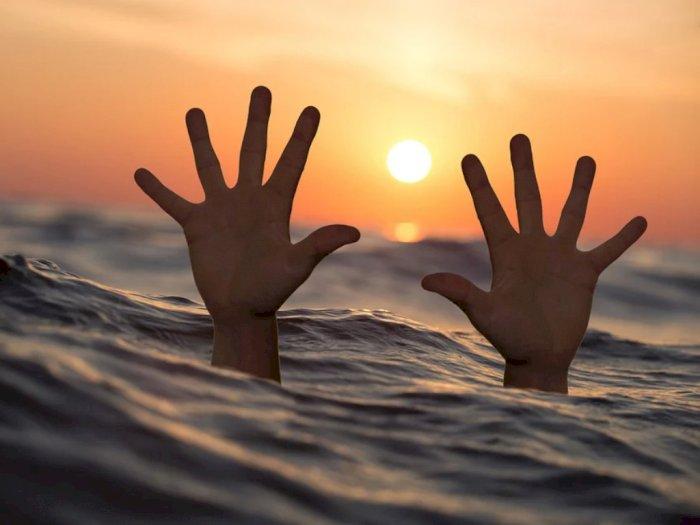 Pria Lebih Mungkin Tenggelam Daripada Wanita, Menurut Penelitian!