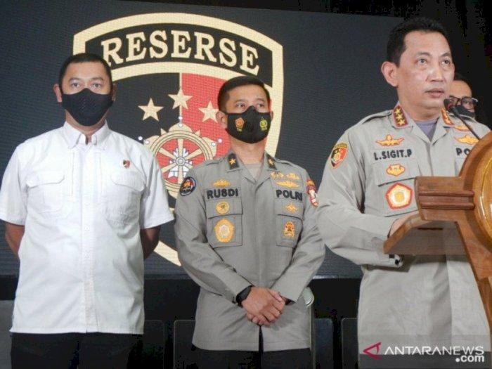 Polri Tangani 34 Kasus Pelanggaran Prokes Terkait Pilkada 2020
