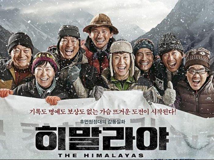 Sinopsis 'The Himalayas (2016)' - Misi Menghadapi Tantangan Besar di Everest