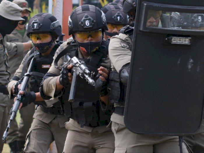 Polri Tangkap 228 Teroris di Seluruh Wilayah Indonesia Sepanjang 2020