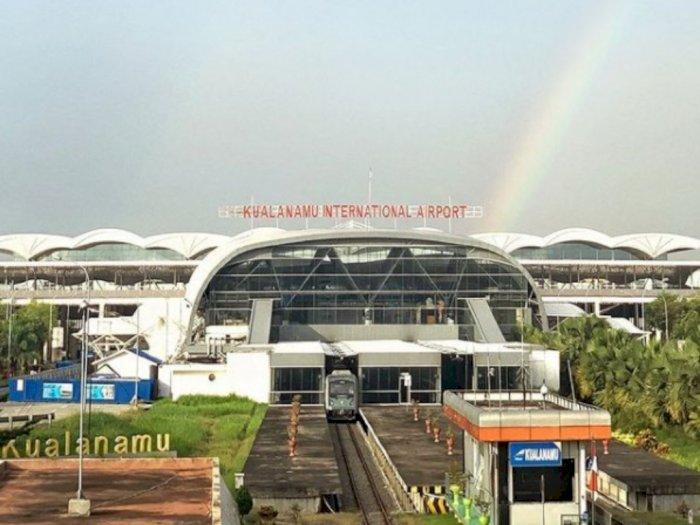 Libur Tahun Baru, Bandara Kualanamu Terapkan Protokol Kesehatan Secara Ketat