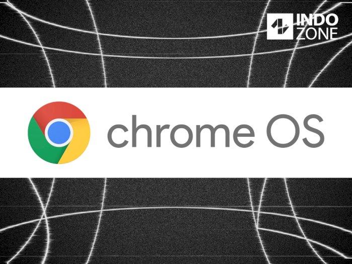 Login Screen di Chrome OS Kini Tampil dengan Gaya Desain Material!